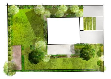 Plan projet Huttenheim